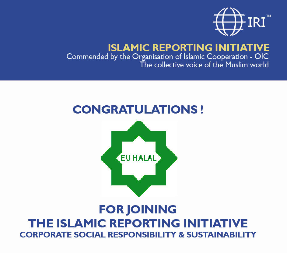 IRI welcomes 2016 EU Halal