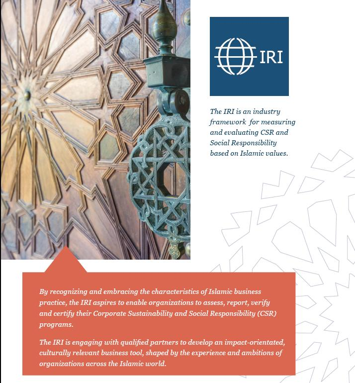 Islamic Reporting Initiative CSR IRI