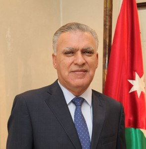 Advisory Council Member H.E. Dr Taher Shakhshir, Jordan Minister of Environment