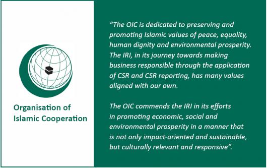 OIC endorsement IRI