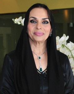 Thoraya Al Awadhi of Dubai, Advisory Council Member of the Islamic Reporting Initiative
